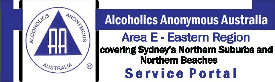 AA Area E Eastern Region Australia